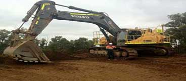 Earth moving equipment operator training course South Africa